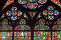 Notre Dame Cathedral - stained glass