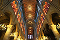 Notre Dame Cathedral - interior - travels