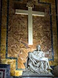 Pietà (Michelangelo) - St. Peter's Basilica