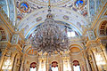 Great chandelier in Dolmabahçe Palace in Istanbul, Turkey - photography