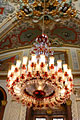 Great chandelier - pictures - Dolmabahçe Palace in Istanbul, Turkey