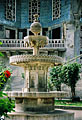 Fountain in the garden of Topkapi Palace in Istanbul - photo gallery
