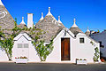 Photos - Alberobello - trulli houses - Italy