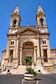 Alberobello - photo stock - Basilica of Santi Cosma and Damiano