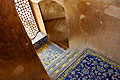 Ali Qapu grand palace in Isfahan, Iran. - photo stock