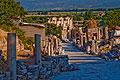 Efesos - Turkiet - bilder