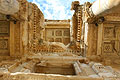 Ephesus - Turkey - photo travels - Library of Celsus