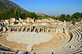 Efesos - Turkiet  - resor - Teater