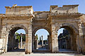 Våra turer - Efesos - Turkiet - port av Mazaeus och Mithridates