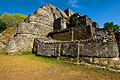 Altun Ha Maya Temple in Xunantunich in Belize - photography