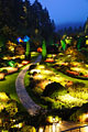 Butchart Gardens in Canada - photo gallery