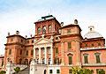 Zamek Królewski Racconigi - Włochy - zdjęcia