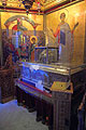 Relics of St. Demetrius at  the Aghios Demetrios Basilica in Thessaloniki - Greece - photo gallery