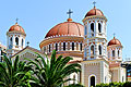 Center of Thessaloniki, Greece - photos - The Metropolitan Church of Saint Gregory Palamas