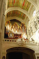 The organ in Almudena Cathedral in Madrid - photo gallery