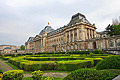 Royal Palace of Brussels - holiday pictures - Belgium