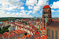 The Old Town in Gdansk - travels