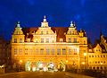 Green Gate in Gdansk - our tours