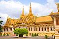 Royal Palace in Phnom Penh - photos