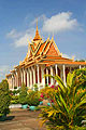 Royal Palace in Phnom Penh  - pictures