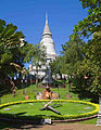 Wat Phnom - holiday pictures - Phnom Penh