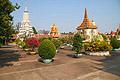 Nossos passeios -  Palácio Real de Phnom Penh