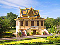 Royal Palace in Phnom Penh - photo stock - Hor Samran Phirun