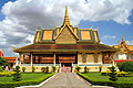 Our holidays - Royal Palace in Phnom Penh - Phochani Pavilion