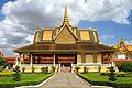 Palácio Real de Phnom Penh - nossas férias - Phochani Pavilion