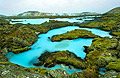 Islande - paysages - photos - Blue Lagoon