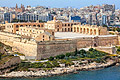 Fort Manoel - fortification on the island of Malta - Valletta - pictures