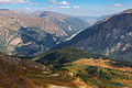 Caucasus Mountains  - pictures - Dombay-Ulgen