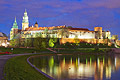 Wawel Castle in Krakow - photos