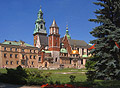 Wawel Castle in Krakow - photo travels