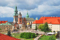 Holiday pictures - Wawel Castle in Krakow
