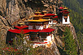 Taktsang Monastery - The Tiger's Nest - photo travels