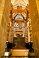Gniezno - photo travels - The interior of the Cathedral of Gniezno