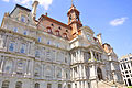 Montreal City Hall - our tours - Old Montreal - Canada