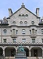 Montreal - Canada - photo gallery - McGill University building