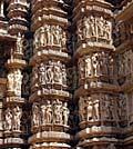 Madhya Pradesh - Khajuraho Monuments