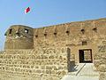 Arad Fort in Bahrain on the island Muharraq - travels