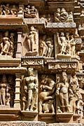 Khajuraho Monuments - Lakshman