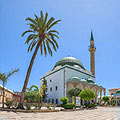 Ahmed Al Jazzar Mosque (the Mosque of Lights) - our tours - Acre, Israel