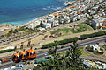 Funicular in Haifa - Israel - photo travels