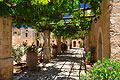 Arkadi Monastery on the island of Crete  - pictures