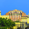 Jaipur - travels - Hawa Mahal ( Palace of Winds )