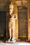 Ramesses II - Abu Simbel temples