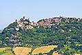 City of San Marino - the capital city of the Republic of San Marino - photos