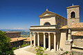 Basilica di San Marino in City of San Marino - pictures