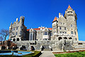 Holiday pictures - Casa Loma in Toronto